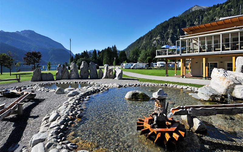Alpencaravanpark Achensee